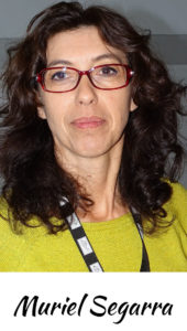 Muriel SEGARRA, scrappeuse