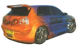 Techniques de peinture carrosserie
