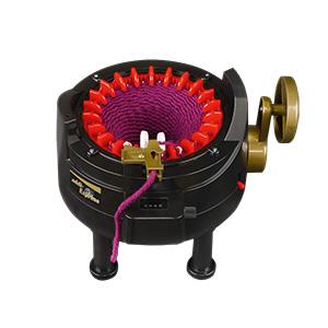 Tricotin mécanique Addi Express pour tricoter en rond