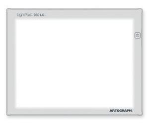 Tablette lumineuse dessin A4 Artograph 930 LX